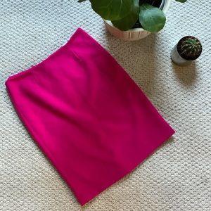 Hot pink Anne Klein Pencil skirt